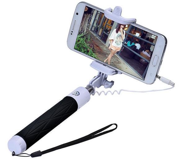 Selfie tyč levně