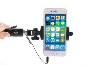 selfie tyč na mobil levně